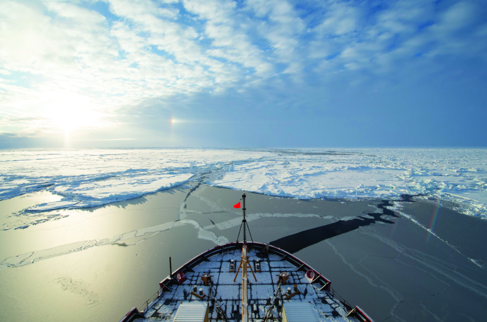 Journey to the top of the world: FIU in the Arctic