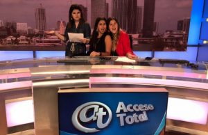 Our internships with Telemundo