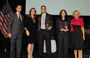 Faculty convocation recognizes outstanding professors