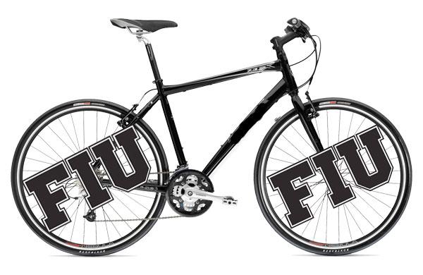 FIU Bikes Back to School