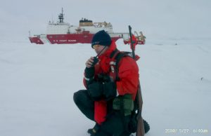 Alumnus' journey to the North Pole unforgettable