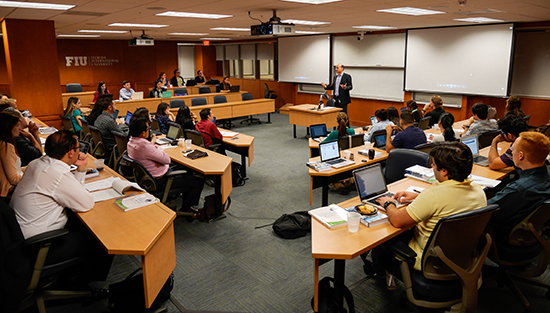 College of Business offers military veterans new opportunities