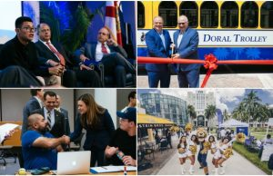 September 2018 in photos: Football season, Nicaragua roundtable and antenna innovation