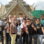 Students study – and serve – in Southeast Asia