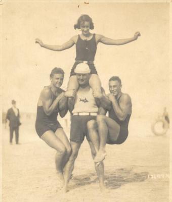 Miami Beach lifeguards