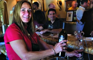 Celeste Carducci '77 offers the perfect blend for Napa visitors