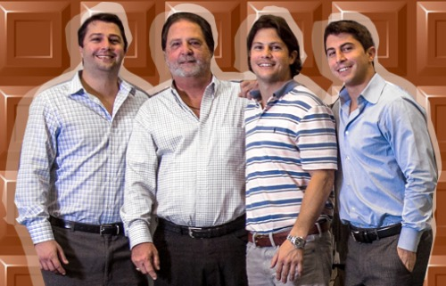 Chocolate-loving family cooks up a sweet international business