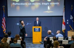 FIU community reflects on recent shootings