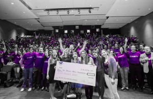 Marketing students raise $7,000 for cystic fibrosis