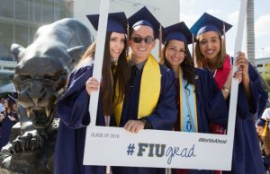 Class Gift campaign encourages new graduates to invest in future Panthers