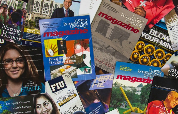 20 years of 'FIU Magazine'
