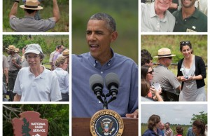 POTUS, Bill Nye and 5 Panthers in the Everglades