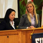 FIU Law Review Members Introduce Panelists