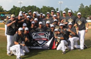 FIU baseball wins their first ever Conference USA championship and earns a trip to the NCAA Regionals for the first time since 2011.