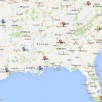 Interactive: Mapping out the Conference USA competition