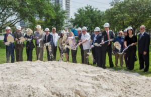 FIU, Sweetwater break ground for bridge to the future