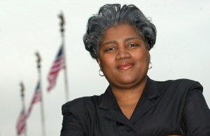 Donna Brazile to headline Women's Center annual conference