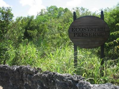ecosystem preserve