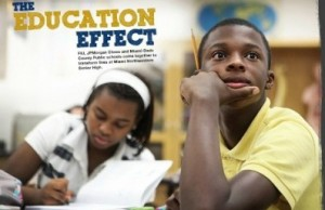 'FIU Magazine,' Jan. 2012: The Education Effect