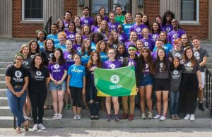 Global Learning student prepared to lead after summer of social impact training