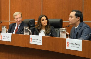 National leaders discuss how to appeal to Latino voters