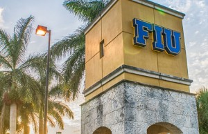 Test of the FIU Alert emergency notification system