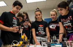 Engineering expo sparks STEM interest in youngsters