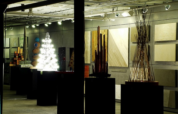College of Architecture + The Arts presents annual Festival of the Trees exhibit, auction