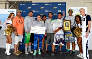 Bob Hewes Boats takes home top prize at annual fishing tournament
