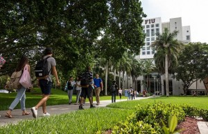 FIU ranked 17th in Washington Monthly for engagement, contributions to community