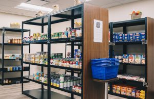 Student food pantry has significant spike in use