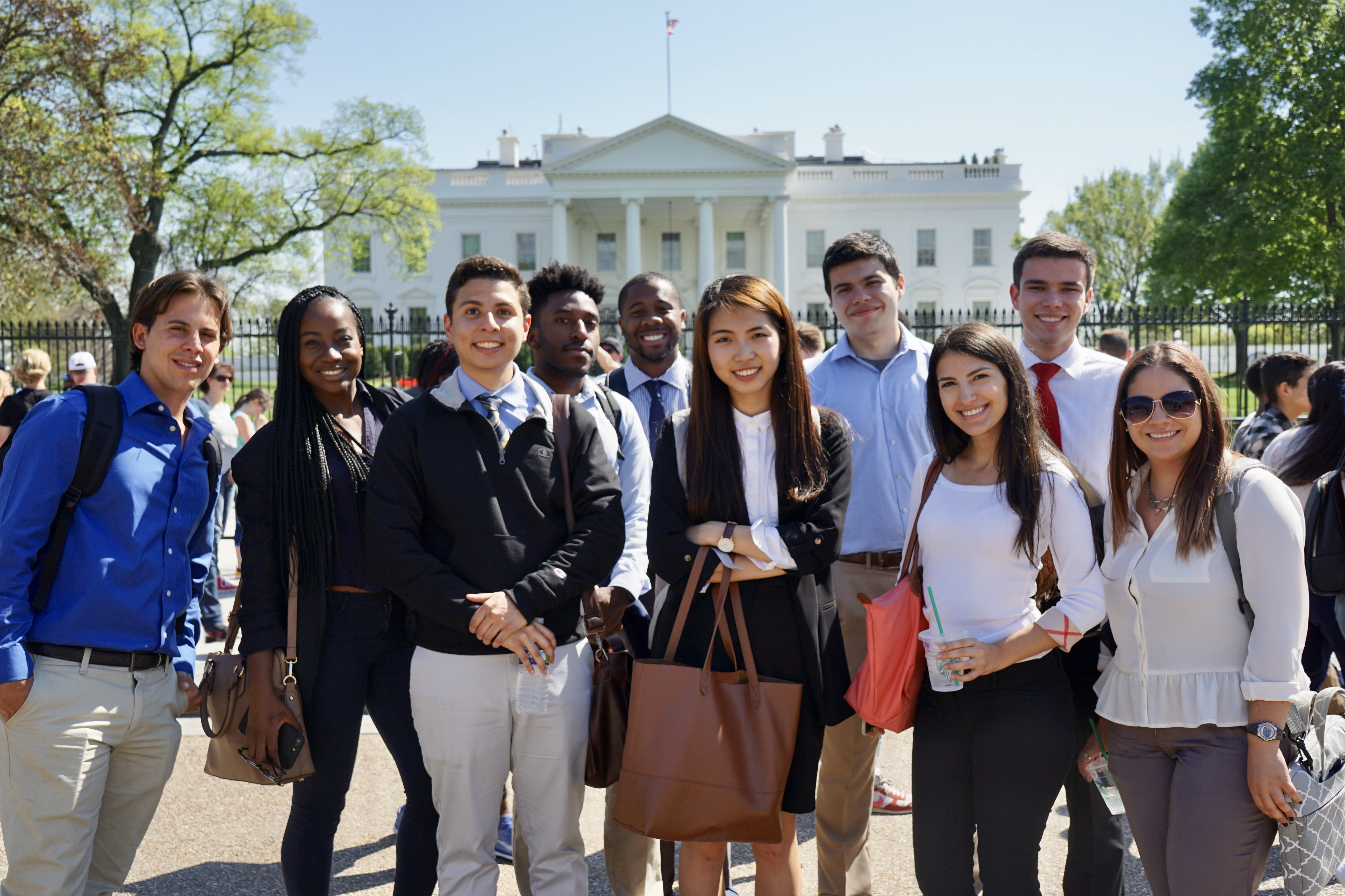 Are you interning in D.C. this summer?