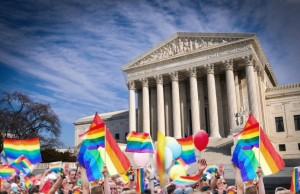 Judicial review, gay marriage and God