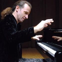 Kemal Gekic professor of piano performance florida international university school of music