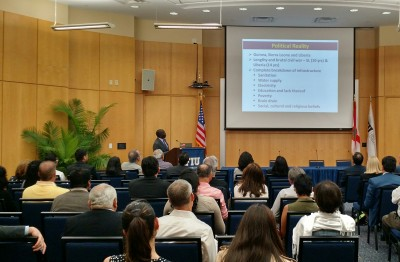 5th International Conference on Global Health kicks off at FIU