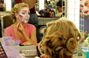 Drop-in series: Makeup class for stage and life