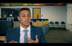 Finance student excels as young investor