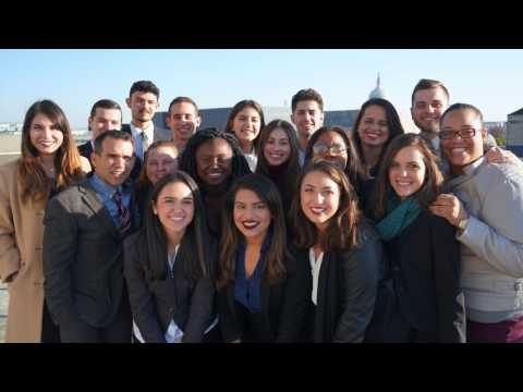 Students hone career skills during D.C. visit
