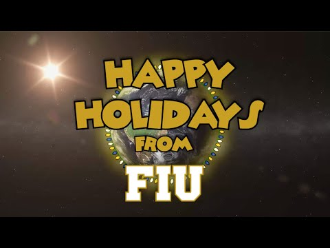 Happy holidays from FIU News!