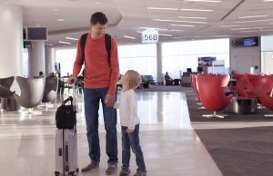 Worried about traveling with your kids over the holidays? Read this first.