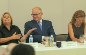 U.S. congresswomen speak to FIU leadership program