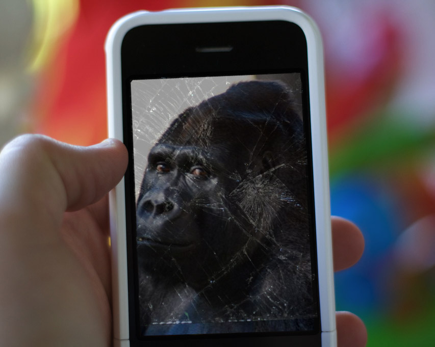 Save a gorilla with your old iPhone