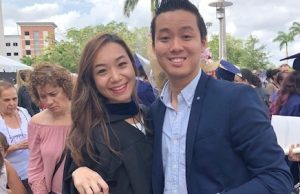 This couple of FIU grads found love while volunteering at SOBEWFF®