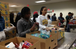 Hungry to help: FIU works to feed the needy