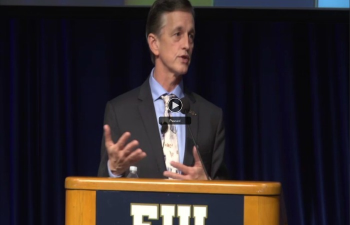FIU unveils groundwork for next strategic plan