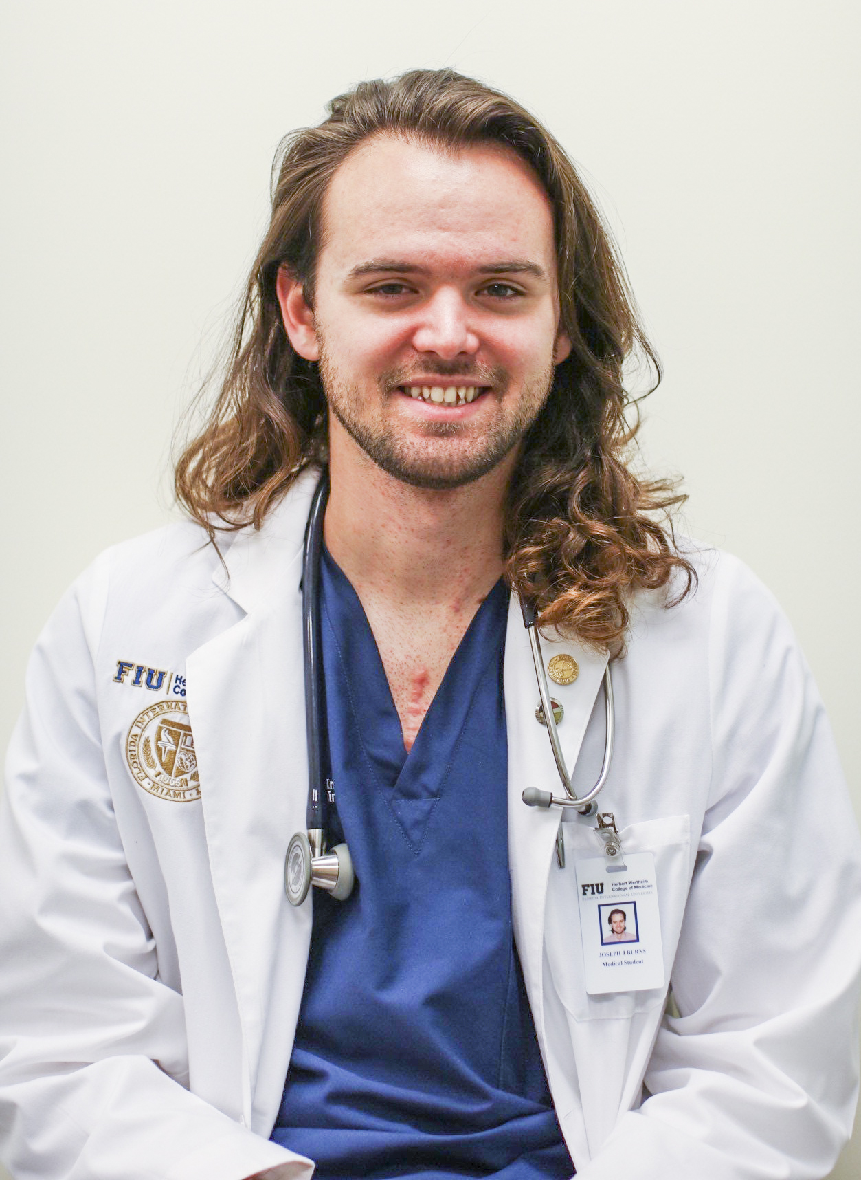 Joseph Burns is a fourth year medical student. He wants to be a cardiologist for adults with congenital heart disease.