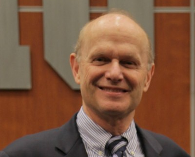 Larry Lunsford served as interim vice president of student affairs since August 2012.