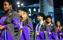 FIU's College of Law graduates 10th class