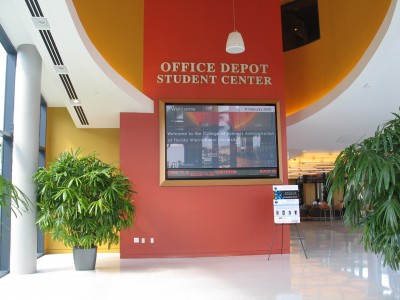 Office Depot Student Center