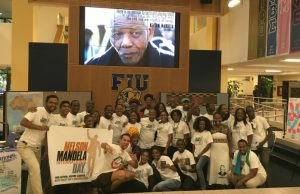 Mandela Fellows host awareness campaign at FIU
